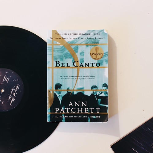 Ann Patchett book fan photo