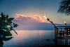 Fiji Sunset (Kent Eriksson) Tags: coralcoastfiji crusoesretreat fiji fiji2018 ocean palmtree sunset