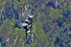 An Eagle in Wales (ashperkins (dont follow me i`m lost)) Tags: f15 f15c grimreapers 493squadron machloop machloopbwlch bwlch ashperkins lowflying wales feckinawsome