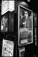 Ebisu-nishi, Shibuya-ku, Tōkyō-to (GioMagPhotographer) Tags: tōkyōto ebisunishi shibuyaku japanproject leicamonochrom afterdark signs japan detail tokyo tkyto