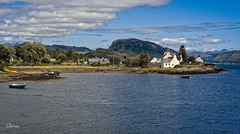 Out On the Bay (Tom McPherson) Tags: geographic explore highlands plockton xt2 fuji ngc seascape landscape