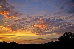 Sunset, Toronto, ON (Snuffy) Tags: sunset toronto ontario canada northyork