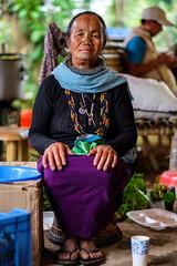 GSCF7214 (Deepak Kaw) Tags: apatani ziro arunachal india portrait people bokeh culture tradition travel composition colours faces fujifilm