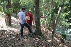 19.06.18 Fiscalização ambiental impede início de ocupação em trecho da APA Sauim de Manaus.