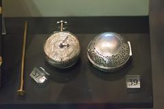 Antique pocket watch 1700 (quinet) Tags: 2017 antik england london victoriaandalbert ancien antique museum musée unitedkingdom 826