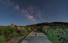pathway to the stars (lucmena) Tags: astrophotography california landscape longexposure milkyway monolake nature night nightscape outdoor pathway starrysky stars tufa losangeles ca usa ngc