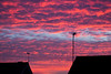 Striking Sunset (phoebe.horner) Tags: canon 700d camera ameteur amateur photography photo photographer photograph sunset sunsets sun night sky nature landscape cloud clouds red summer