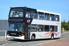 Stantons of Stoke Scania WSV530 - Stoke-on Trent (dwb transport photos) Tags: stantonsofstoke scania omnidekka bus decker wsv530 stokeontrent