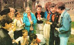 Thälmannpioniere,Jungpioniere,DDR Kinder,Freie-Deutsche-Jugend,DDR Pioniere,Pionierleiterin (SchlangenTiger) Tags: thälmannpioniere jungpioniere jungepioniere pioniere pionier freiedeutschejugend fdj gst kinder kind jugend mädchen schule schüler gdr ddr pionierleiterin
