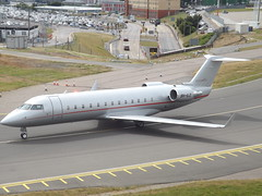 9H-ILZ Bombardier Challenger 850 VistaJet Malta (Aircaft @ Gloucestershire Airport By James) Tags: luton airport 9hilz bombardier challenger 850 vistajet malta bizjet eggw james lloyds