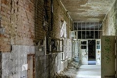 Abandoned Sanatoria Beelitz (KPPG) Tags: decayabandoned 7dwf crazytuesdaytheme cct germany deutschland architektur architecture beelitz brandenburg