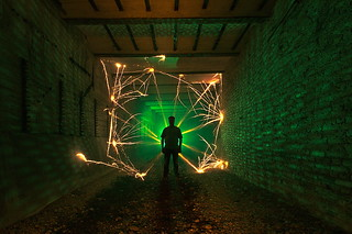 Spaß im Untergrund
