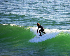 Hermosa Beach, California (rowebal) Tags: hermosa beach beautiful california surfer colorful saltwater