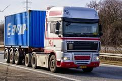 BT87967 (18.03.19, Motorvej 501, Viby J)DSC_3189_Balancer (Lav Ulv) Tags: daf dafxf xf105 105460 e5 euro5 silver import 2012 4japs 4j mørke container eimskip driverjann 6x2 truck truckphoto truckspotter traffic trafik verkehr cabover street road strasse vej commercialvehicles erhvervskøretøjer danmark denmark dänemark danishhauliers danskefirmaer danskevognmænd vehicle køretøj aarhus lkw lastbil lastvogn camion vehicule coe danemark danimarca lorry autocarra motorway autobahn motorvej vibyj highway hiway autostrada trækker hauler zugmaschine tractorunit tractor artic articulated semi sattelzug auflieger trailer sattelschlepper