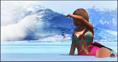 FabFree:  Endless Summer (Love Trill) Tags: mina deaddollz foxcity