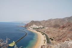 Playa De Las Teresitas, Санта-Круз, Тенеріфе, Канарські острови  InterNetri  766