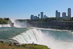 Niagara Falls (nflravens) Tags: nflravens hunter billhunter shoreshotphotography niagarafalls americanfalls bridalveilfalls iconic iconicplaces water waterfalls vacation ontariocanada canada america usa unitedstatesofamerica unitedstates niagarafallsstatepark statepark ny newyork niagarafallsnewyork niagarafallsny
