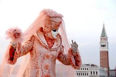 Mask Carnival Venice 2018 (MelindaChan ^..^) Tags: mask carnival venice italy 義大利 plat culture life 威尼斯 dress chanmelmel mel melinda melindachan maskcarnivalvenice2018 意大利 sanmarco venizia people 2018