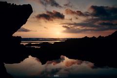 Barrika (jdelrivero) Tags: agua geologia sunset bizkaia provincia costa lugares españa playa barrika elementos rocas geology beach elements places spain