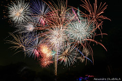 14th of July 2018 (Alexandre D_) Tags: canon eos 70d efs1018mmf4556isstm 1018isstm 1018mm ultrawideangle wideangle firework fireworks explosion feudartifice feuxdartifices colors color colorful colour couleur colours couleurs night nightsky nightphotography longexposure bastilleday 14juillet 14thofjuly nationalday explosive art artistic artist tripod hautsdefrance france french billymontigny nord pasdecalais black white blue red gold sparks sparkling explosives pyrotechnic display show fireworksdisplay sparkle sky dark nuit