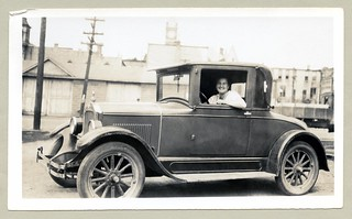 1927 Durant Star Coupe