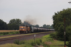 58227 (richiekennedy56) Tags: unionpacific es44ac c449w up7709 up9672 jeffersoncountyks kansas perry railphotos unitedstates usa