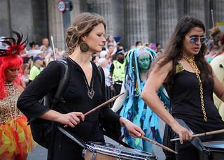 Edinburgh Festival Carnival, July 2018