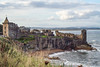 Castles of Scotland - Ruins of the St. Andrews Castle