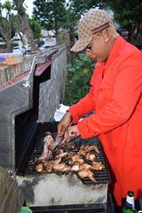 DSC_3946 Pela Zimbabwean Braai aka Barbecue Bush Hill Park London Borough of Enfield Delicious Rabbit Meat and Chicken (photographer695) Tags: pela zimbabwean braai aka barbecue bush hill park london borough enfield rabbit meat delicious chicken