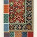 Persian pattern from L'ornement Polychrome (1888) by Albert Racinet (1825–1893). Digitally enhanced from our own original 1888 edition.