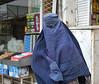 Woman in a burqa in Mazar-i Sharif / Afghanistan (ANJCI ALL OVER) Tags: afghanistan centralasia asia افغانستان hazara mazar mazaresharif mazarisharif مزارشریف