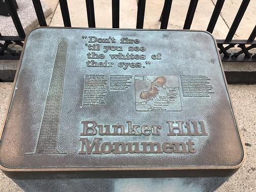 5. Bunker Hill, Charleston, MA