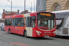 Warrington's Own Buses DK09ELV (Mike McNiven) Tags: warringtonsownbuses warrington networkwarrington wright eclipse2 volvo manchester victoria wigan wallgate bolton