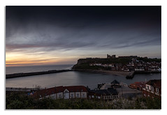 Sunrise in North Yorkshire. ii. (johnhjic) Tags: johnhjic nikon nikond850 northyorkshire sea d850 whitby sunrise abby abbey town morning harbour