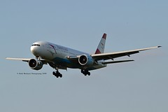 """Blue Danube"" Austrian Airlines OE-LPE Boeing 777-2Q8ER cn/27607-135 @ EDDF / FRA 01-05-2018 (Nabil Molinari Photography) Tags: bluedanube austrian airlines oelpe boeing 7772q8er cn27607135 eddf fra 01052018"