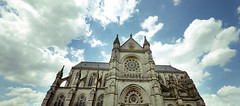 Place Sainte-Anne église Saint-Aubin - atana studio (Anthony SÉJOURNÉ) Tags: place sainteanne église saintaubin atana studio anthony séjourné