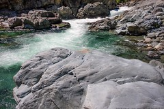 Kennedy River Polished Rocks (MIKOFOX ⌘ Thanks 4 Your Faves!) Tags: canada river britishcolumbia falls xt2 water rcks vancouverisland learnfromexif july landscape provia boulders rapids fujifilmxt2 mikofox showyourexif summer xf18135mmf3556rlmoiswr