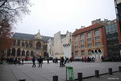 Центр Помпіду,  Париж, Франція France InterNetri 1168