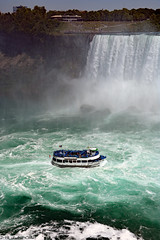 Maid of the Mist Boat Cruise (Can Pac Swire) Tags: niagarafalls ontario canada canadian natural wonder river maidofthemist boat tour 2018aimg0586 cruise