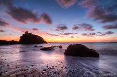 Playa del Burrero (Gran Canaria) (David Hdez. ) Tags: mar océano playa sea ocean beach amanecer sunrise grancanaria canarias islascanarias canaryisland olympusomdem5markii