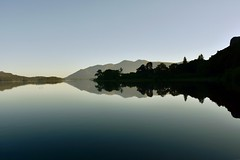 Tranquil morning (Nige H (Thanks for 20m views)) Tags: nature landscape lake lakedistrict cumbria england skiddaw mountains derwentwater keswick dawn reflection