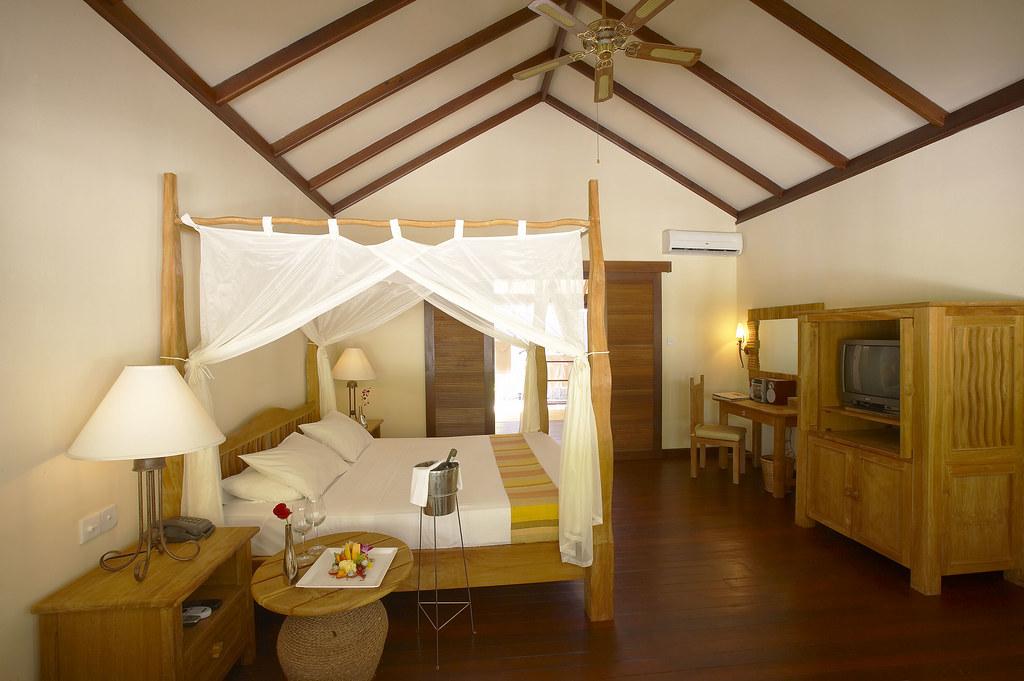 Deluxe Villa - Interior