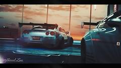 Grimlock | GTA V (MythicalZero) Tags: car gta redux graphics nissan gtr libertywalk edited