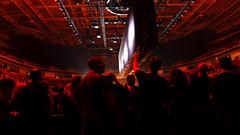// One // (rossgperry) Tags: u2 u2eitour experienceinnocencetour sapcenter sanjose 20180508 2018 music arena crowd red one
