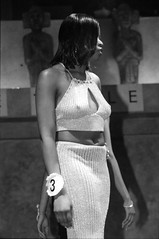 Miss Southern Africa UK Beauty Pageant Contest at The Temple Nightclub London B&W Aug 25 2000 101 (photographer695) Tags: miss southern africa uk beauty pageant contest the temple nightclub london bw aug 25 2000