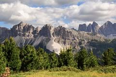 Visuale delle Odle da La Plose (lucamarasca1) Tags: 18200mm nikkor nikon background landscape südtirol altoadige vette cime alps dolomites mountains nature
