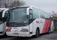 Bus Eireann SC21 (01D29879). (Fred Dean Jnr) Tags: buseireann ennis clare april2010 scania irizar ennisdepotclare sc21 01d29879