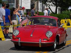 Porsche 356 (hbp_pix) Tags: hbppix harry powers wellfleet ma 4th july parade