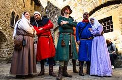 Giornate medievali al Castello di Gorizia - 274 (giannizigante) Tags: gorizia castello giornatemedievali medioevo rievocazionistoriche