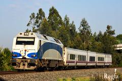 Bergondo (REGFA251013) Tags: tren train camas talgo 333401 galicia acoruña ferrol madrid hotel renfe adir diesel locomotora